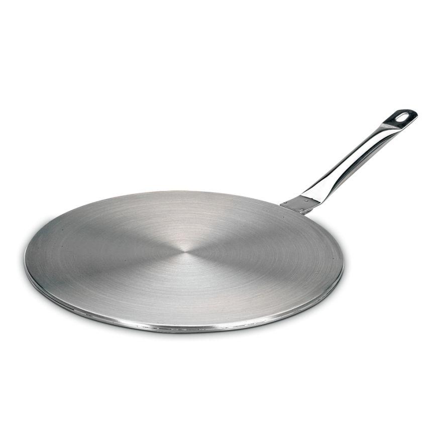 Адаптер для индукционной плиты 23 см (нерж.сталь, 2 слоя, 0.6 см)